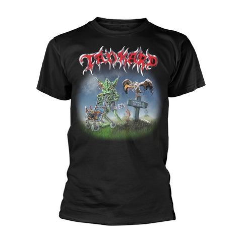 Tankard - Senile With Style Short Sleeved T-shirt