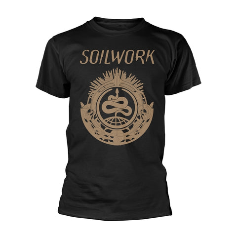 Soilwork - The Living Infinite Short Sleeved T-shirt