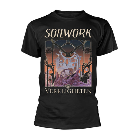 Soilwork - Virkligheten Short Sleeved T-shirt