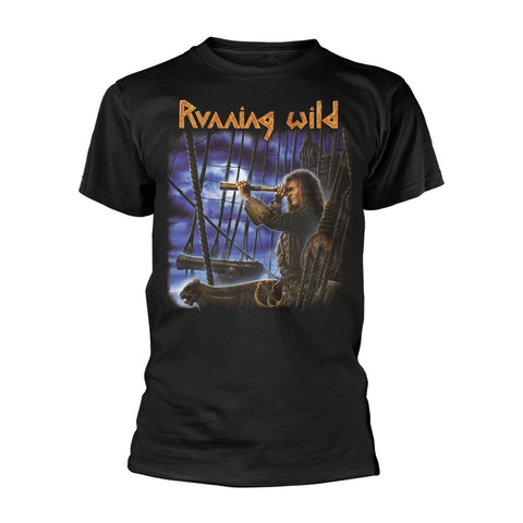 Running Wild - Privateer Short Sleeved T-shirt