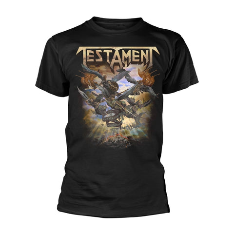 Testament - The Formation of Damnation Short Sleeved T-shirt