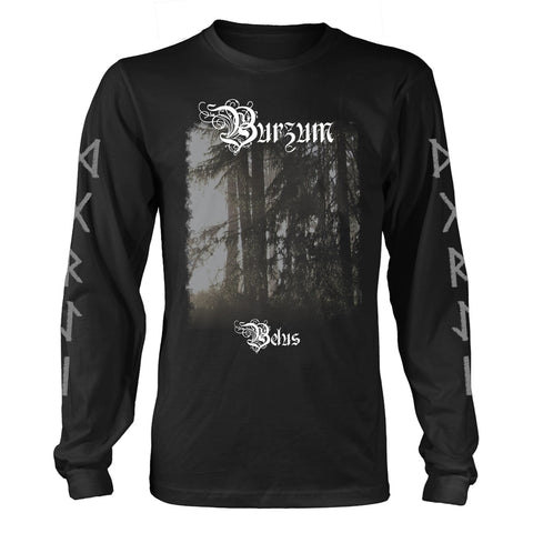 Burzum - Belus Long Sleeve Shirt