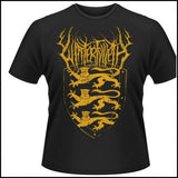 Winterfylleth – Three Lions Short Sleeved T-shirt