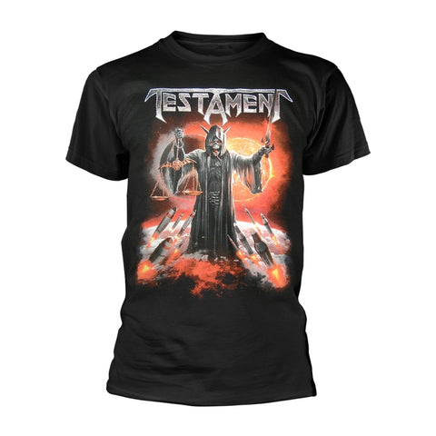 Testament - Europe 2020 Tour Short Sleeved T-shirt