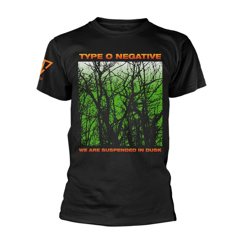 Type O Negative - Suspended In Dusk Short Sleeved T-shirt