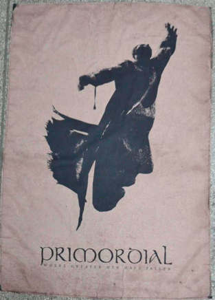 Primordial – Where Greater Men Have Fallen Flag Strictly Limited To 50 - LAST ONE!