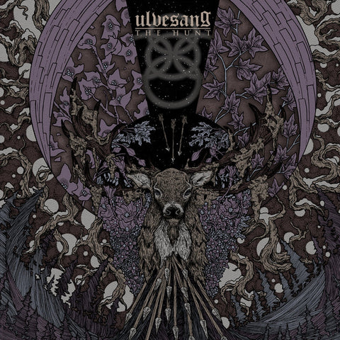 Ulvesang - The Hunt CD