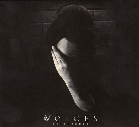 Voices - Frightened Gatefold Digisleeve CD