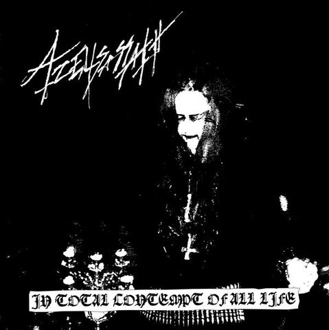 Azelisassath - In Total Contempt Of All Life CD