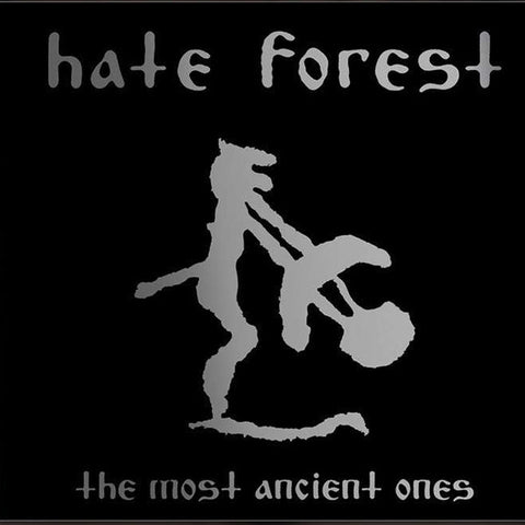 Hate Forest - The Most Ancient Ones Clear Vinyl LP
