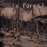 Hate Forest - Sorrow Clear Vinyl LP