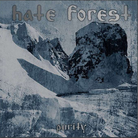 Hate Forest - Purity Clear Vinyl LP