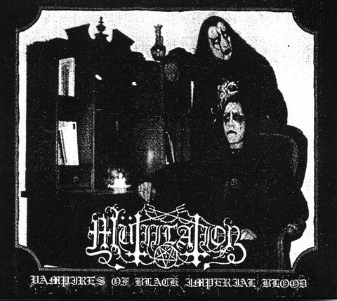 Mutiilation - Vampires Of Black Imperial Blood Digipak CD