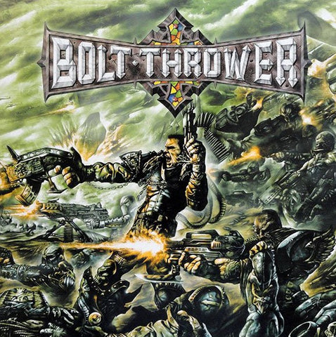 Bolt Thrower	- Honour Valour Pride CD