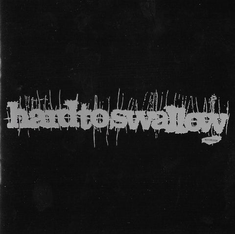 Hard To Swallow - Hard To Swallow CD