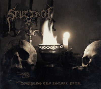 Stutthof - Towards Thy Astral Path	2 CD Digipak