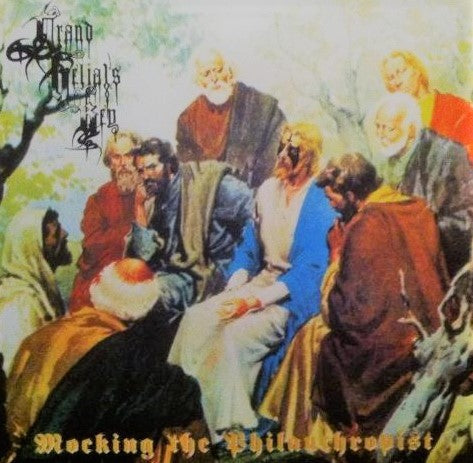 Grand Belial's Key - Mocking the Philanthropist CD