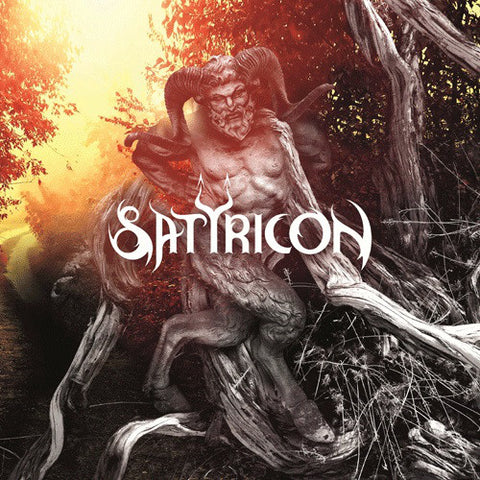 Satyricon - Satyricon CD