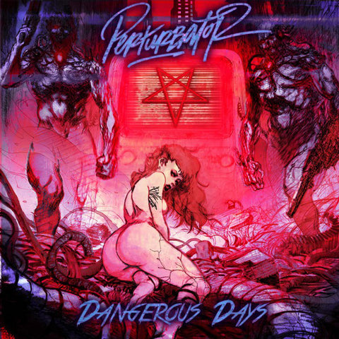 Perturbator - Dangerous Days Digipak CD