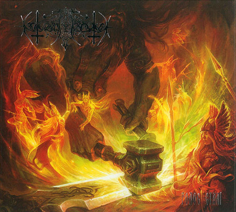 Nokturnal Mortum – The Voice of Steel 2 CD Digibook