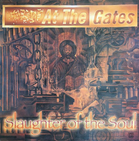 At the Gates - Slaughter of the Soul Picture Disk Vinyl LP