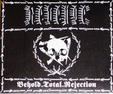 Revenge	- Behold. Total. Rejection. Digipak CD w/patch