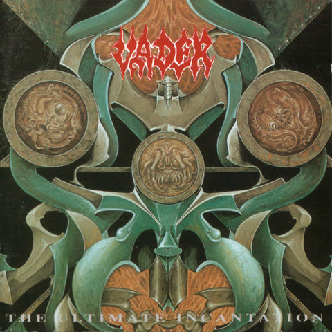 Vader - The Ultimate Incantation CD