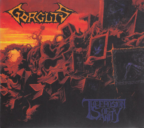Gorguts - The Erosion of Sanity	Digipak CD