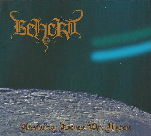 Beherit - Drawing Down the Moon Black vinyl LP