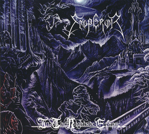 Emperor - In the Nightside Eclipse Slimline Digipack CD