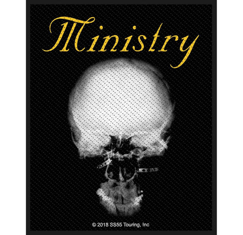 Ministry - The Mind Is a Terrible Thing to Taste Patch