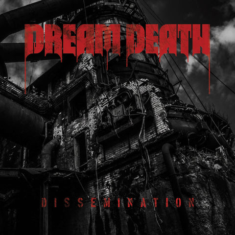 Dream Death - Dissemination CD