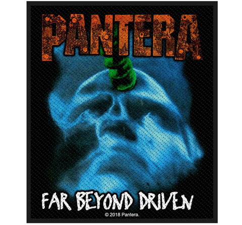 Pantera - Far Beyond Driven Patch