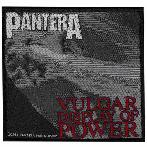 Pantera - Vulgar Display of Power Patch