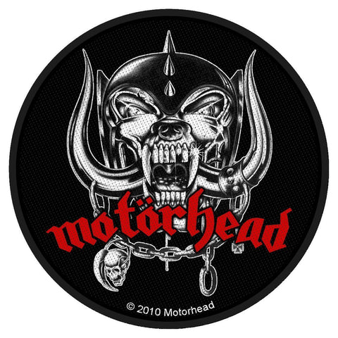 Motorhead - War Pig Circular Patch