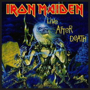 Iron Maiden - Live After Death Patch