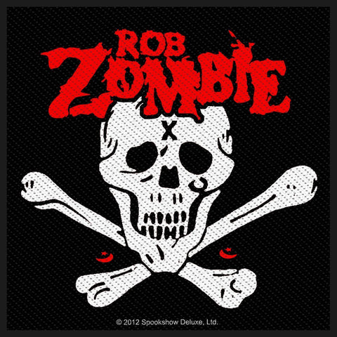 Rob Zombie - Dead Return Patch