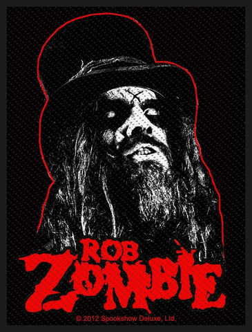 Rob Zombie - Portrait Patch