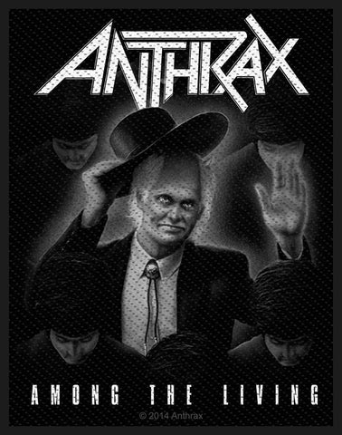 Anthrax - Among the Living Patch