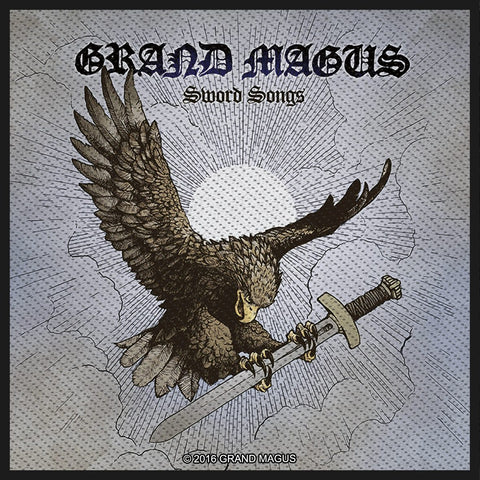 Grand Magus - Sword Songs Patch