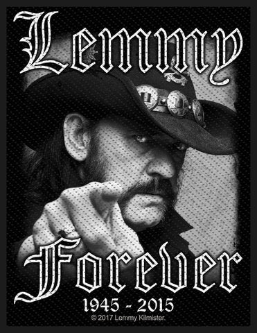 Motorhead / Lemmy - Forever Patch