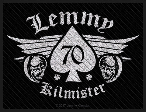Motorhead / Lemmy - 70 Patch