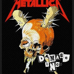 Metallica	- Damage Inc Patch