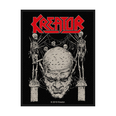 Kreator - Skull and Skeletons Patch