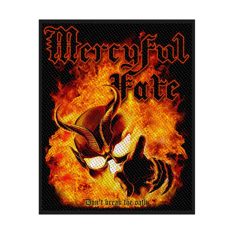 Mercyful Fate - Don't Break the Oath Patch