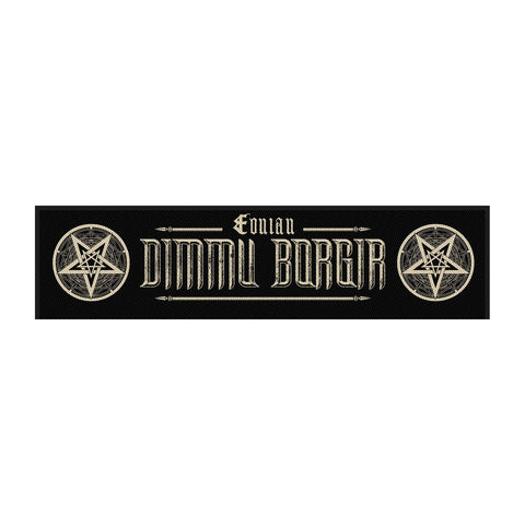 Dimmu Borgir - Eonian Strip Patch