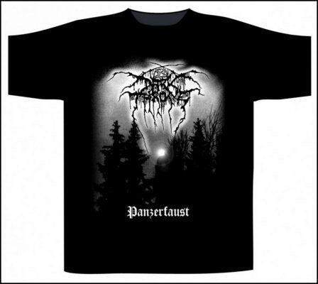 Darkthrone - Panzerfaust Short Sleeved T-shirt