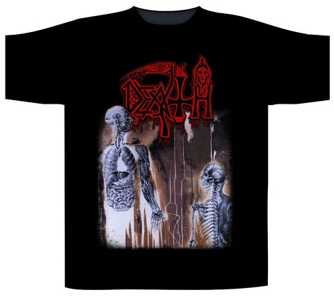Death - Human Short Sleeved T-shirt
