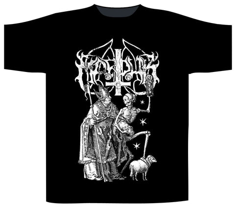 Marduk - Imago Mortis Short Sleeved T-shirt