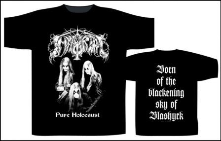 Immortal - Pure Holocaust Short Sleeved T-shirt